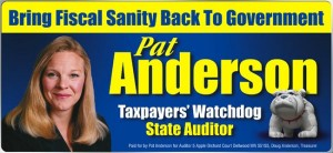 Pat Anderson for State Auditor