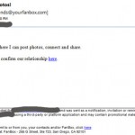 Don't Click on Any Links in This Email!